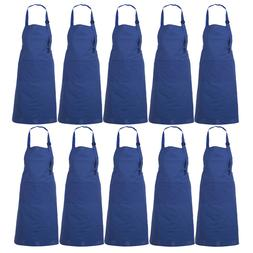 Apron Wholesale Lot of 10 Professional Restaurant Cooking Ch