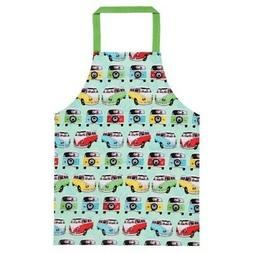 Camper Van Child's PVC Apron. Ulster Weavers. Free Shipping