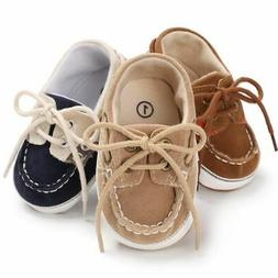 Infant Toddler Newborn Sneakers Baby Boy Girl Soft Sole Crib
