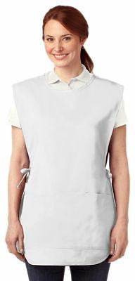 Port Authority Adult Adjustable Side Ties Front Pocket Cobbl