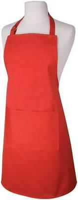 Now Designs Basic Apron - Red