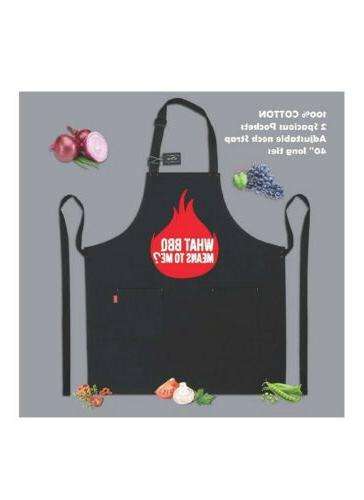 BBQ Apron For what means me? Kitchen Ideas