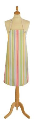 Ulster Weavers Candy Stripe Oil Cloth Apron
