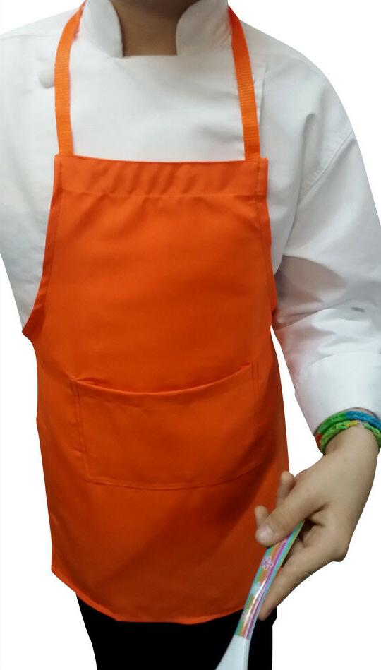 HIGH QUALITY BULK CHILD APRON GREAT FOR EMBROIDERY PRINTING