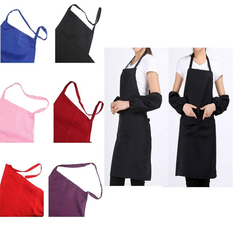 Fame Adult's 3 Pocket Waist Apron-Black-O/S