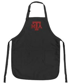 Official Texas A&M Aprons Deluxe Texas A&M Aggies Apron w/ P