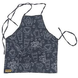 """Emmzoe """"The Little Chef"""" Toddler Apron with Adjustable Neck"""