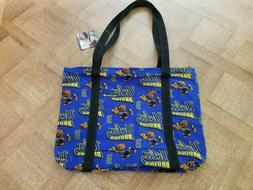Broad Bay-UCLA Bruins Cotton Carry All Tote Bag-NWT
