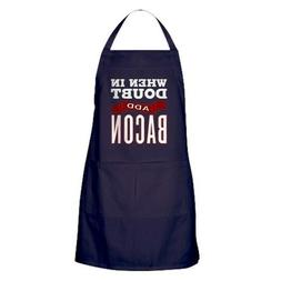 CafePress When in Doubt Add Bacon Dad Father Kitchen Grillin